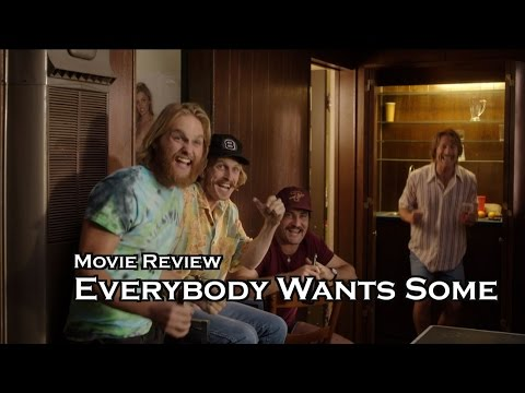 Movie Review : Everybody Wants Some Directed By Richard Linklater