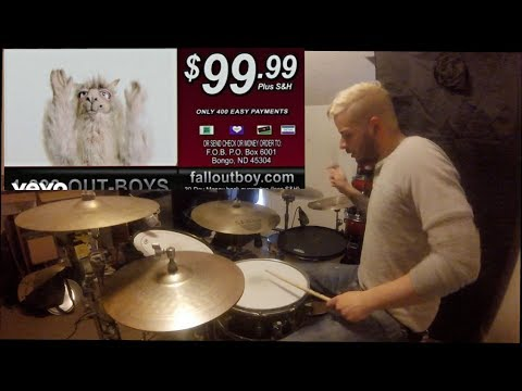 SallyDrumz - Fall Out Boy - Wilson (Expensive Mistakes) Drum Cover MP3