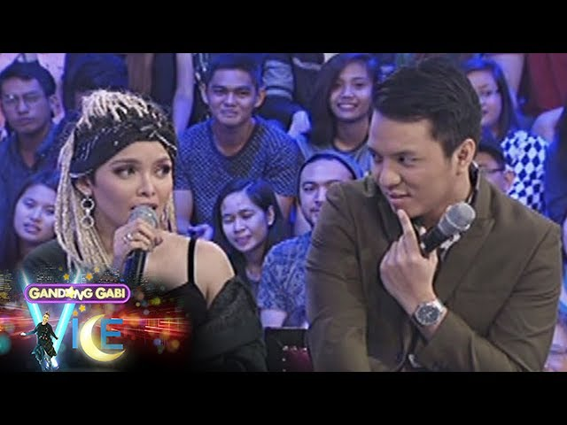 GGV: Love talk with KZ Tandingan and TJ Monterde