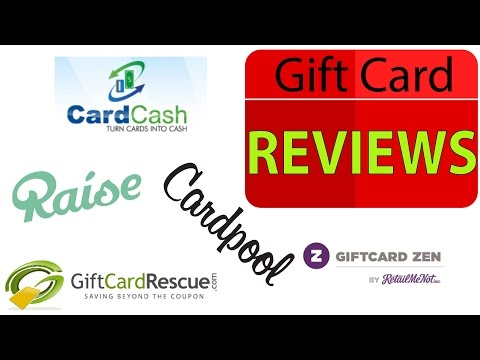 Gift Card Marketplace Reviews