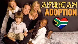 OUR ADOPTED AFRICAN DAUGHTER | Family Vloggers