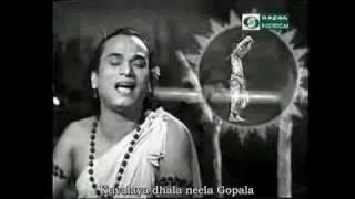 Krishna Mukunda Murare - MK Thyagaraja Bhagavathar - Subtitled - Edited