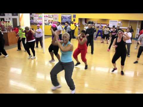 Mo Better Me: Hip-hop Zumba 15min Burn 200 Calories In 15 Min video