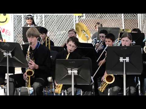 Sequoia Middle School Jazz Band - Concord Family Carnival