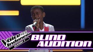 Download Lagu Hendrik - Mama Papa Larang | Blind Auditions | The Voice Kids Indonesia Season 3 GTV 2018 Gratis STAFABAND