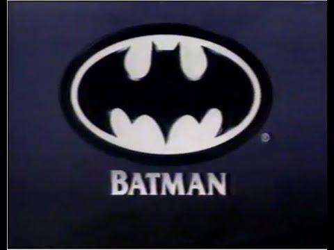 Batman Toy Commercials (1989-1992)