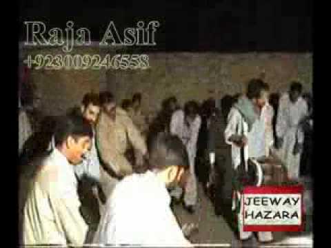 Hindko Song-Ashraf Hazara-Chitte chanay di chandi-Abbottabad...
