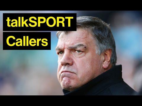 Sam Allardyce On talkSPORT Discussing West Ham Future