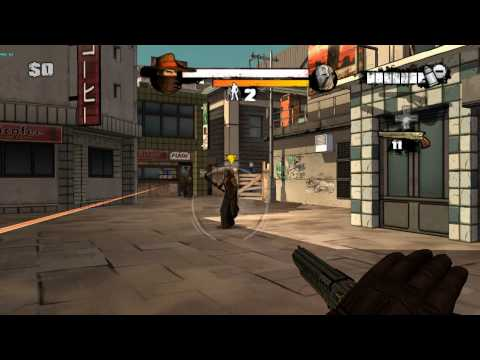Red Steel 2 on Dolphin Wii/GC Emulator (1080p HD)