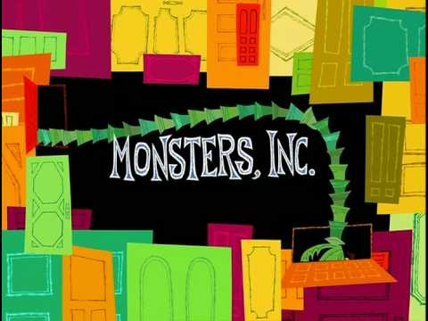 Monsters, Inc. - Opening