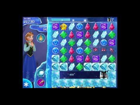 Disney Frozen Free Fall Level 109