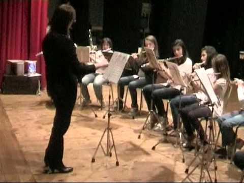 Saggio Flauti 2012