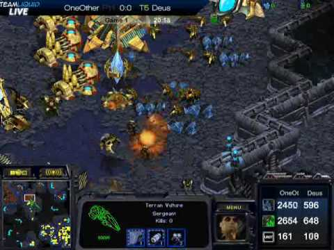 TL vs SC2GG Grudge Match 1/3
