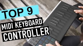 Best 9: Midi keyboard controller