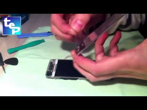 Tutorial Cambio Pantalla Samsung Galaxy Ace s5830