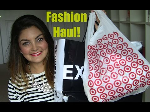 Summer Fashion Haul! Target Francescas Express & More!