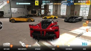 Cara hack unlimited coin di CSR 2 android