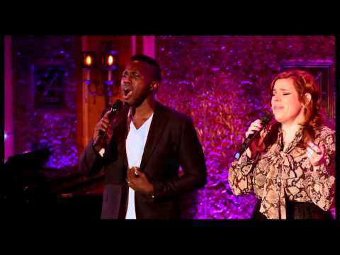 Video! Fall for Alysha Umphress & Joshua Henry as They Sing Croon R&H Love Songs