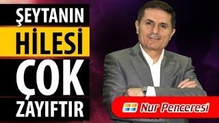 Dr. Ahmet Çolak - Mektubat - 12. Mektup - 2. Sual - Şeytanın Yaratılması Şer mi, Rahmet mi