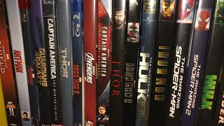 Marvel Cinematic Universe Films 2017 Collection
