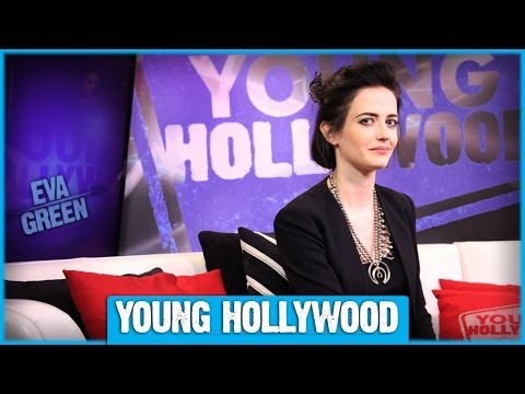 Eva Green on the Girl Power of 300: RISE OF AN EMPIRE!