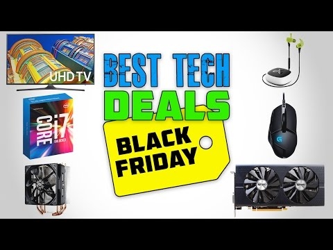 Black Friday Tech Deals 2016