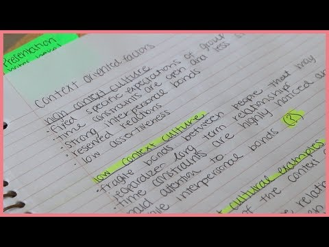 How to Take Awesome Notes: Tips & Tricks   Back to School 2013