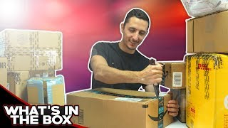 Massive Tech Unboxing - EP36