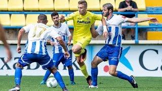Resumen: Villarreal C 1-1 Crevillente