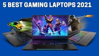 5 Best Gaming Laptops 2019
