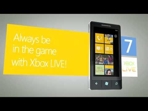 Windows Phone 7 : Games coming to Xbox LIVE on Windows Phone 7