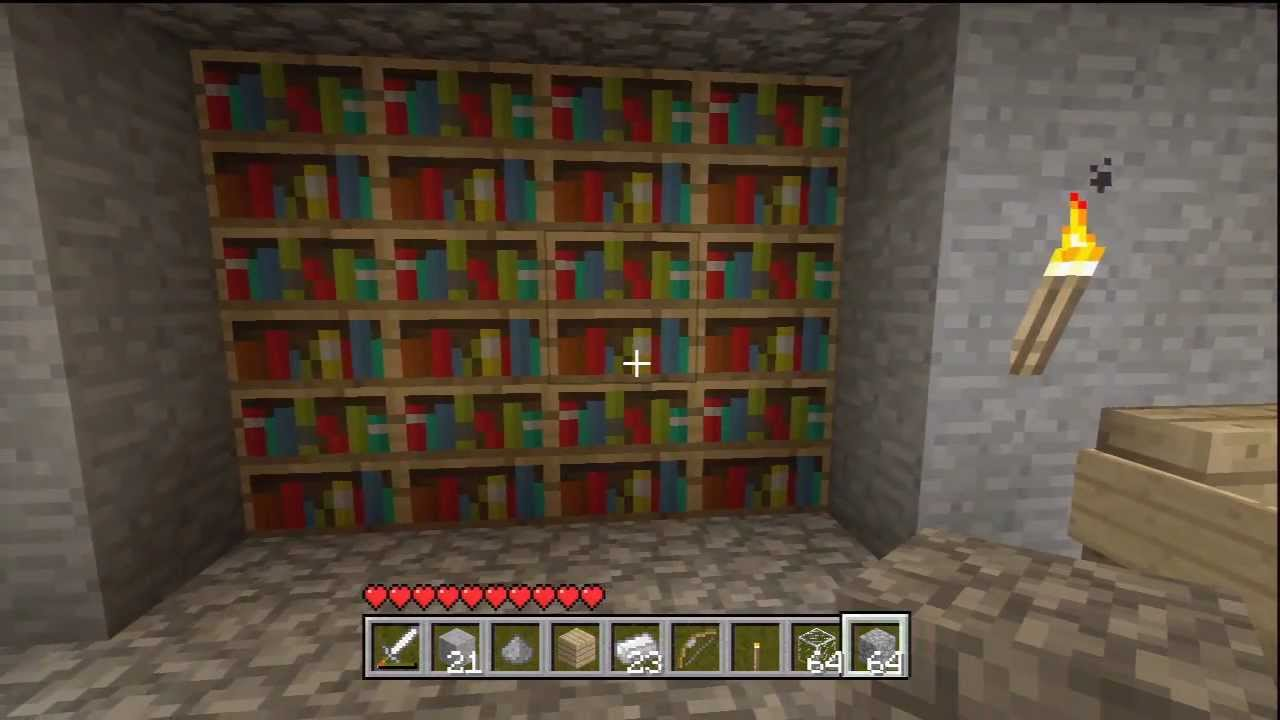 How To Build A Badass Secret Passage On Xbox Minecraft
