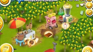 Hay Day Farm - The Machines