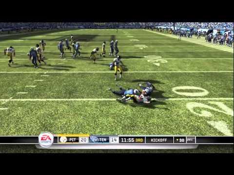 Madden NFL Superstar - Rookie Season - Week 2 @ Titans