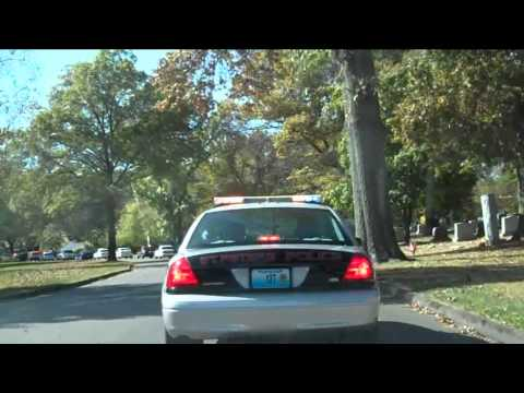 Missouri Highway Patrol - SGT Joe Schuengel's Police Funeral - 10/20/2010