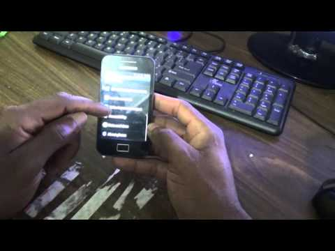 Samsung Galaxy Ace S5830i: Review