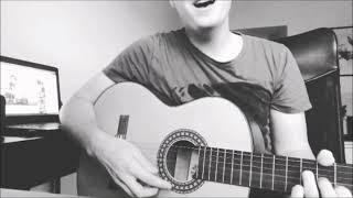 No Tears Left To Cry(Ariana Grande) Acoustic Cover