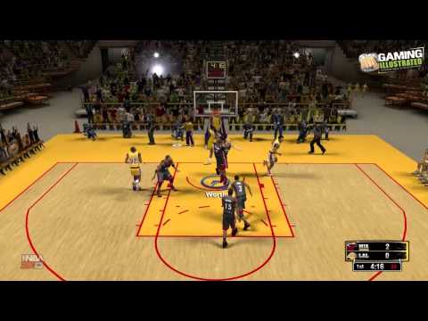 NBA 2K13 (PC) Review