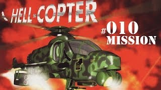 Lets Play Hell Copter #010 Mission 10 Begehrtes Ziel
