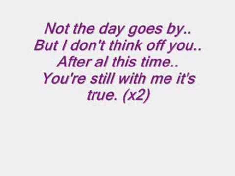 INB ft Skef - Geen dag voorbij met songtekst