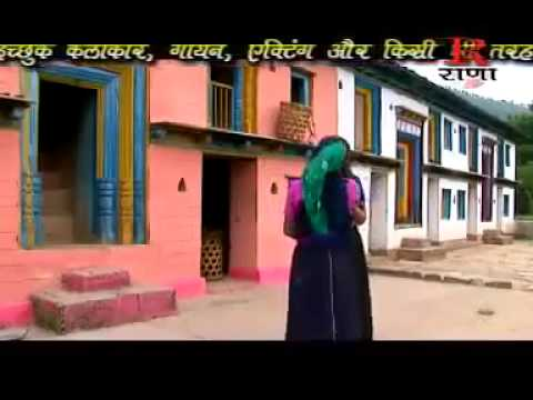 NEW GADWALI DHOL DAMO 2013 by UTTAM DAS - YouTube.FLV