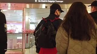 李宇春-airport hour🌽✈️