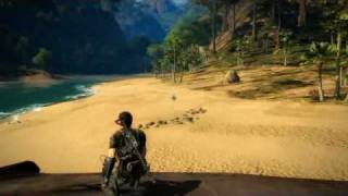 Just Cause 2 - Secret #2: Beached Whale