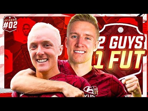 EVERYTHING GOES WRONG!! 2 GUYS 1 FUT! | Brand NEW FIFA 20 Road To Glory! #2