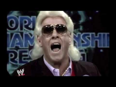 Best of Ric Flair going nuts
