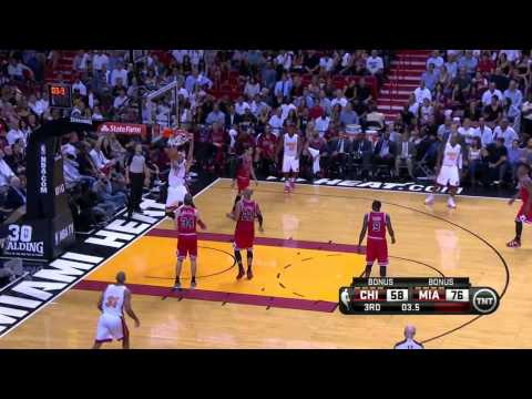 Miami Heat vs Chicago Bulls | October 29, 2013 | Full Highlights | NBA Regular Season