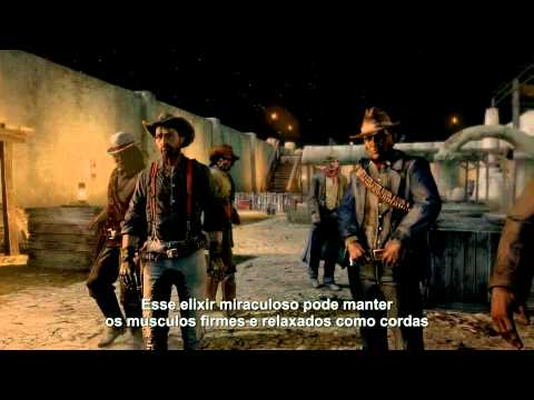 A Short Film Made From Red Dead Redemption - Legendado em PTBR 03 de 03