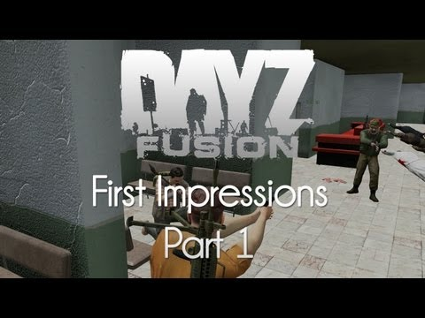 ARMA 2: DayZ Fusion Mod � First Impressions � Part 1 � Conglomeration!