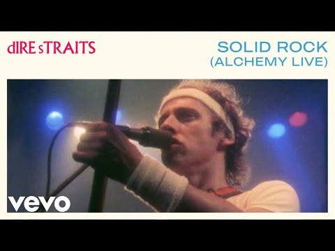 Dire Straits – Solid Rock