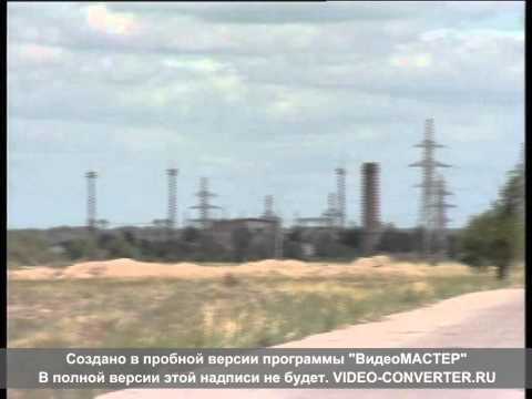 город призрак в Казахстане